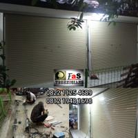 Pasang Rolling Door Baru Tanjung Barat Indah