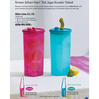 Slim lim 2 l tupperware