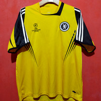 Jersey bola Chelsea training UCL 2008 second original