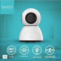 BARDI Smart IP Cam Camera Indoor PTZ Kamera CCTV 1080p 360° View