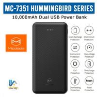 Mcdodo power bank 10000mAh dual USB output fast charging