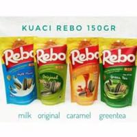 Kuaci Rebo pouch 150 Gram