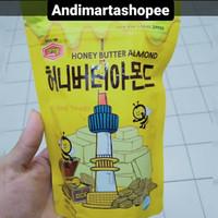 Honey butter almond 200 gr