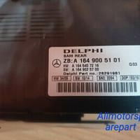 Rear SAM Control Unit A1649005101/64