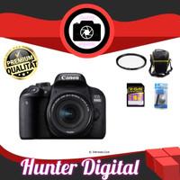 kamera canon eos 800D kitb18-55 IS STM