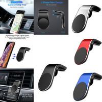 MAGNETIC CAR PHONE HOLDER L IN CAR MOBIL CAR HOLDER