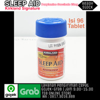 SLEEP AID 25 MG KIRKLAND SIGNATURE ISI 96 TABLET