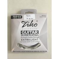 Promo Ziko Senar Gitar Akustik String Keren - DUS-010 (.010-.048)