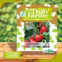 Daily Farm - Benih Bibit Tomat Cherry Rempai Kemasan Repack