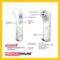 THERMOMETER DIGITAL DAHI / THERMOMETER INFRARED / TERMOMETER YUWELL