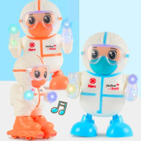 Mainan Dancing Robot Medis Virus Corona