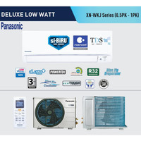 AC Panasonic CS/CU - XN7WKJ - Deluxe aLowa 3/4 PK - R32.