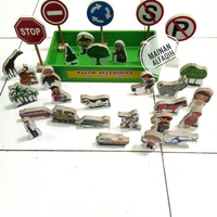 Mainan Edukasi Susun Balok Acesoris
