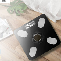 Timbangan Badan Digital Bluetooth Body Fat Monitor and Analysis App - Hitam