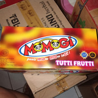 Momogi Tutti Frutti 1 pak isi 20 pcs