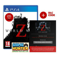 PS4 World War Z Game of The Year Edition