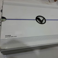 Power Venom VO406 Power Amplifier 4 Chanel