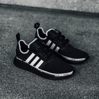 "Adidas NMD R1 ""Black/White"""