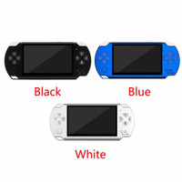 8GB PSP Game Console Player Built-in 1000 Games 4.3'' Portable