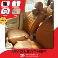 Sarung jok mobil Mitsubishi Outlander Otomotifku Berkualitas Bahan Myo