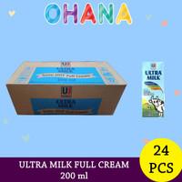 ultra milk 200ml full cream