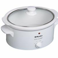 Slow Cooker Miyako SC-630 6 Liter