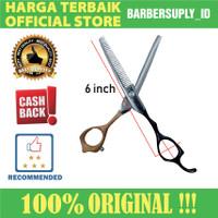 Gunting Potong Gunting Penipis VG Professional Hair Scissors Sepasang