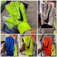 Sarung Tangan Kiper Nike Tulang Import Glove Keeper Nike Tulang Import - Biru, 8