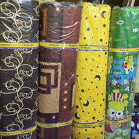 Cover/ Sarung Kain Untuk Kasur Busa size 200 x 180 x 20 cm