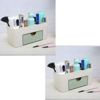 Rak Organizer / Rak Kosmetik / Tempat Kosmetik - Hijau