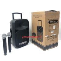 Speaker portable wireless Hardwell 8 inch Max 8eb