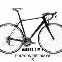 Sepeda Balap POLYGON HELIOS C8 X 2019 Limited Series