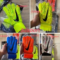 Sarung Tangan Kiper Nike Tulang import Glove Keeper Nike Tulang Import - Orange, 8
