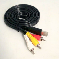 Kabel Usb to Rca (Audio Video)