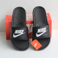 sandal nike benassi swoosh