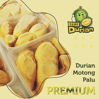 durian montong palu super premium - Kuning, Manis