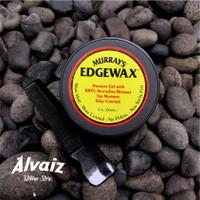 POMADE MURRAYS EDGEWAX WATER BASED 4OZ FREE SISIR EKSKLUSIF