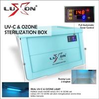 TERMURAH! UV C Sterilizer Box Ozone Disinfection