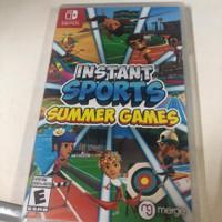 Nintendo switch instant sport summer game