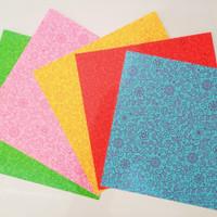 kertas origami batik