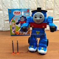 Mainan Robot Thomas Friends Shooting