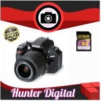 kamera nikon d5200 kit 18-55