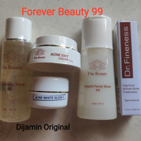 I'm Beauty Paket Acne White Glow 2 isi 5 - im beauty by Immortal