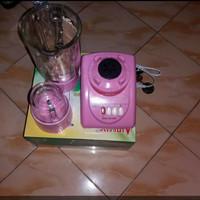 Magic blender Airlux , dengan 3 macam warna, hijau , kuning, pink
