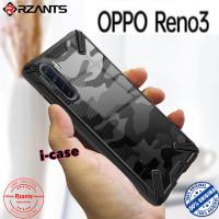 RZANTS Cammo Case Reno 3 - casing cover Oppo Reno3
