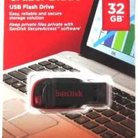FLASHDISK SANDISK 32GB CRUZER BLADE/Original USB