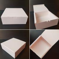 Dus kotak 22 x 22 x 6.5 cm