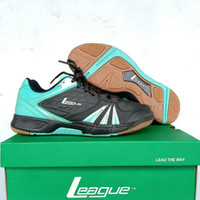 sepatu Badminton LEAGUE RED. size 40-41-42-43-44-45