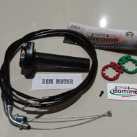 Gas Spontan Domino Thailand for Beat Vario 150 PCX 150 ADV 150 CBR