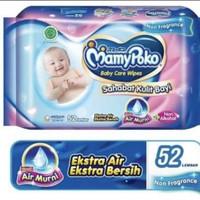 mamypoko tissue basah wet tissue 52